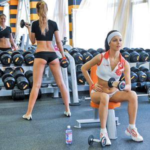 Фитнес-клубы Фосфоритного