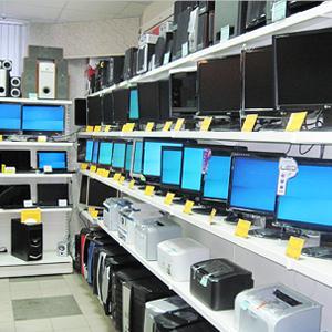 Компьютерные магазины Фосфоритного