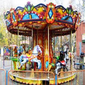 Парки культуры и отдыха Фосфоритного