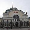 Железнодорожные вокзалы в Фосфоритном